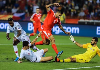 Racisme dans les stades: la Serbie punie par l'UEFA