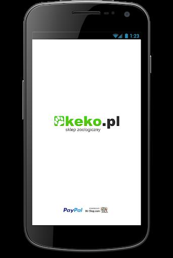 Keko.pl - sklep zoologiczny