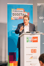 Photo: Paul Hofheinz, director, European Digital Forum