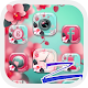 Blumen-Blüten-Launcher