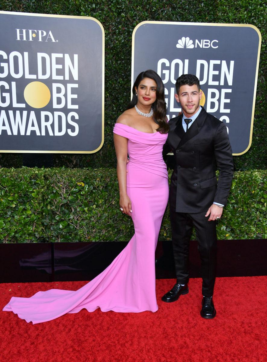 Priyanka%20Chopra%20and%20Nick%20Jonas%20attend%20the%2077th%20Annual%20Golden%20Globe%20Awards%20at%20The%20Beverly%20Hilton%20Hotel%20on%20January%2005,%202020%20in%20Beverly%20Hills,%20California.%20(Photo%20by
