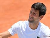 Novak Djokovic plaatst zich na vijf sets voor de finale van Roland Garros