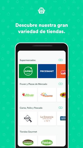 Mercadoni: mercado a domicilio  screenshots 1