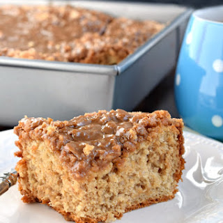 Cinnamon Maple Coffee Cake
