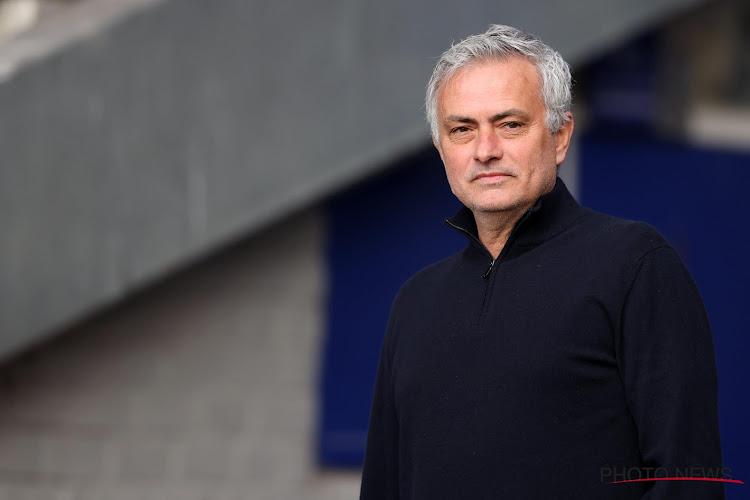 """Ce transfert de la Roma réalise son rêve: """"J'ai toujours voulu être entraîné par Mourinho"""""""