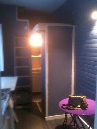 Location studio meublé 10 m2 à Besançon