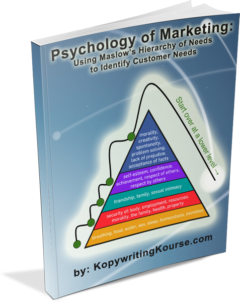 Psychology of Marketing: Using Maslow's Hierarchy of Needs