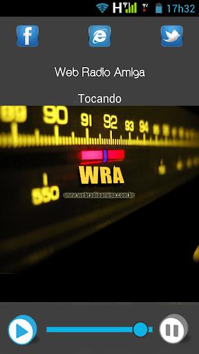 WRA - Web Rádio Amiga