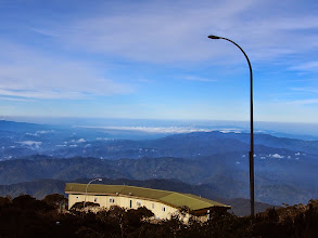 Photo: Laban Rata in the morning