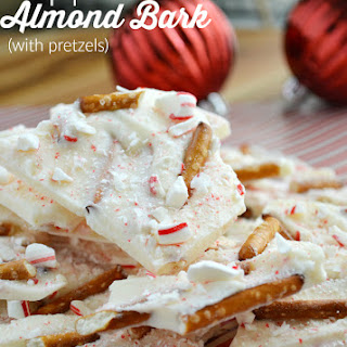 Peppermint Almond Bark Recipe with Pretzels | Mini Chef Mondays