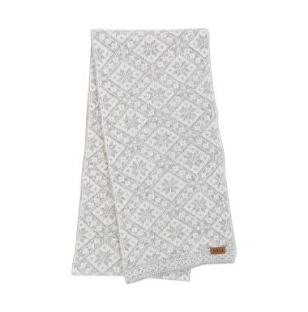 Sätila Grace scarf silver grey