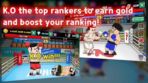 Boxer Clicker : Be The Legend apkmind screenshots 3