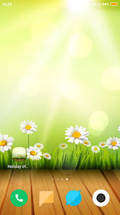 Holiday of Spring Free Live Wallpaper 2