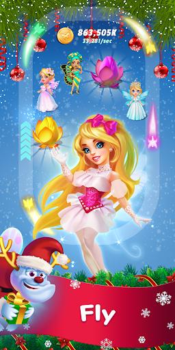 Merge Fairies - Best Idle Clicker screenshots 3