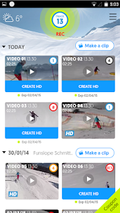 SpotOn video tracker- screenshot thumbnail
