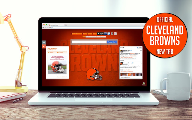 NFL Cleveland Browns New Tab