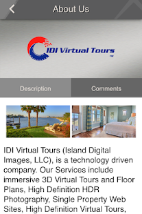 IDI Virtual Tours- screenshot thumbnail