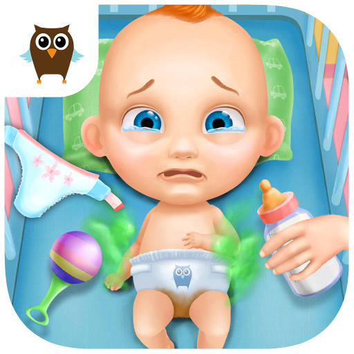 Sweet Baby Girl Daycare 5 - Newborn Nanny Helper (game)