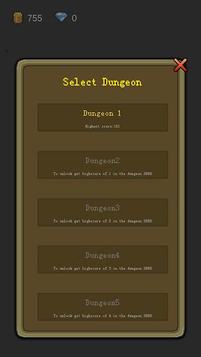 Rogue Pixel Dungeon screenshot 2