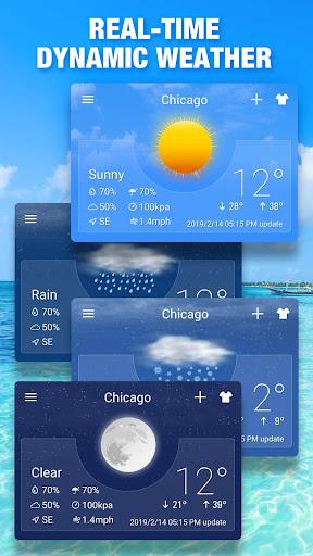 Weather radar & Global weather checker 16.6.0.6270_50153 Screenshots 1