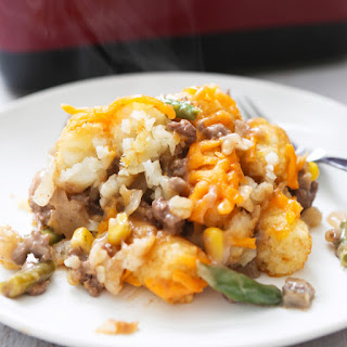 Ground Beef Tater Tot Casserole Corn Recipes