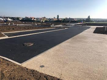 Terrain à bâtir 810 m2