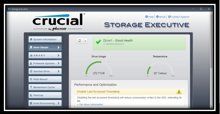 crucial storage executive image