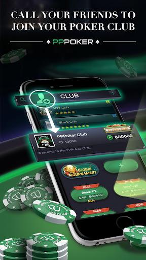 PPPoker-Free Poker&Home Games 3.0.19 screenshots 1