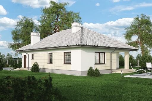 projekt Własny dom - C303