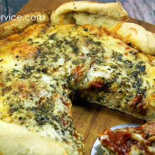 Crockpot Pizza.
