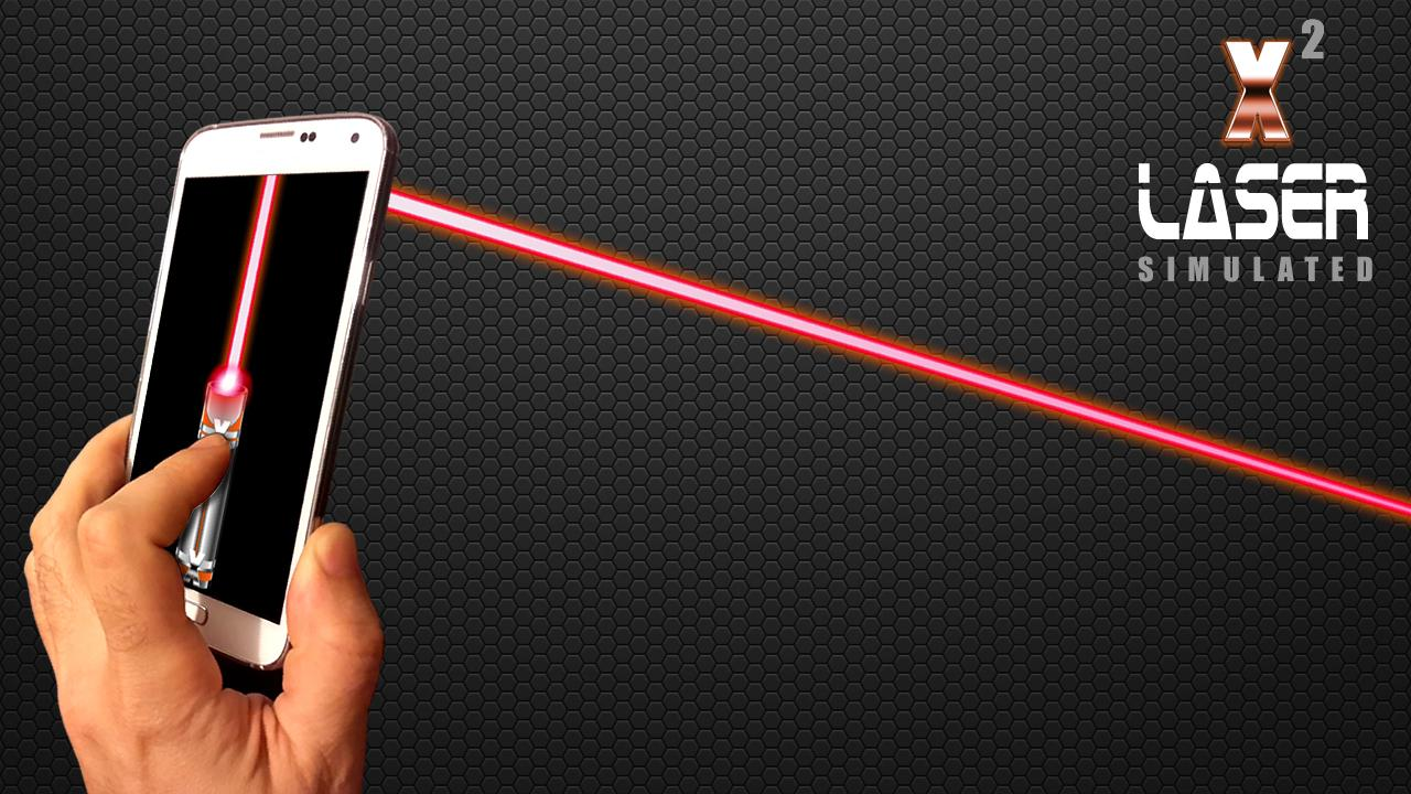 Screenshots of Laser Pointer X2 Simulator for Android