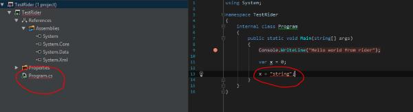 Rider vs Visual Studio - Señor Developer