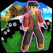 Shaun's Farm of Sheep Cubes