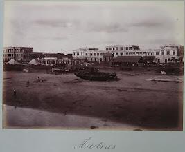 Photo: Bentinck building -Madras