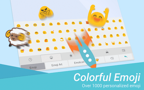 TouchPal Keyboard-Cute emoji,theme, sticker, gif- screenshot thumbnail