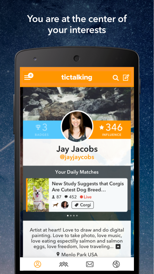 TicTalking- screenshot