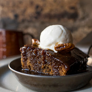 Rich Sticky Toffee & Whisky Pudding