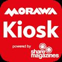 Morawa Kiosk powered by sharemagazines icon