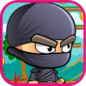 Ninja Mission World Game War 2 icon