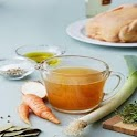 Recipes of Homemade chicken stock icon