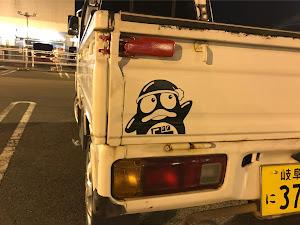 アクティトラック  SDX 平成3年のカスタム事例画像 ゆうちゃん@リアル軽トラおじさんさんの2019年01月12日19:06の投稿
