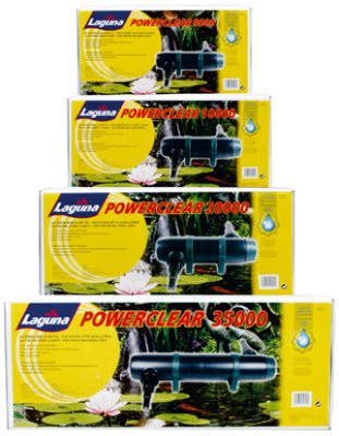 Laguna UV-Filter PC 20000 18W-UV för Damm <22000L