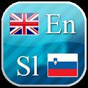English - Slovenian flashcards icon