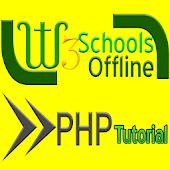 W3School PHP Offline