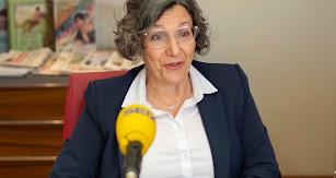 María López, ejecutiva de Cajamar.