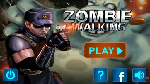 Zombie Walking
