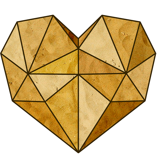 Sand Art - Color by Number, Poly Art Coloring Game Icon