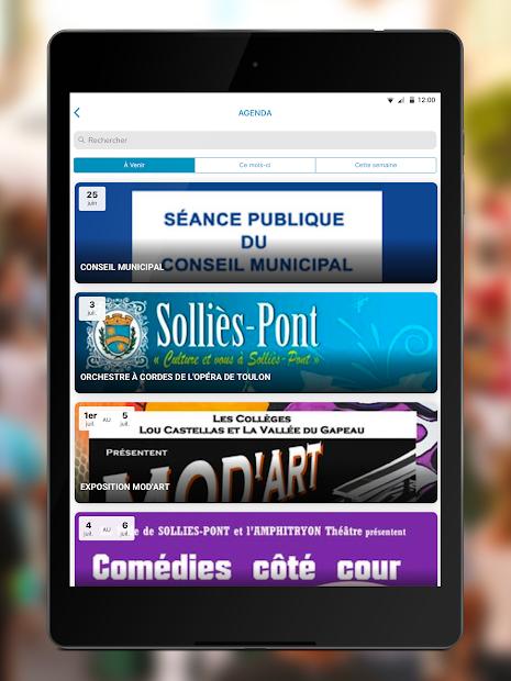 Ville de Solliès-Pont screenshot 3