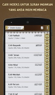 AlQuran Bahasa Indonesia Audio- screenshot thumbnail