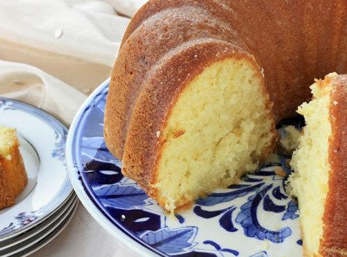 Queen Latifa Pound Cake Recipe
